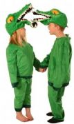 Childrens Crocodile Costume